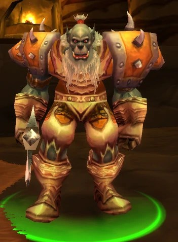Orc playable  WoWWiki  Your guide to the World of Warcraft