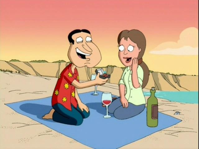 I Take Thee Quagmire  Family Guy Wiki