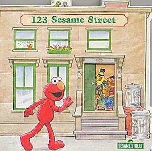 123 Sesame Street book  Muppet Wiki