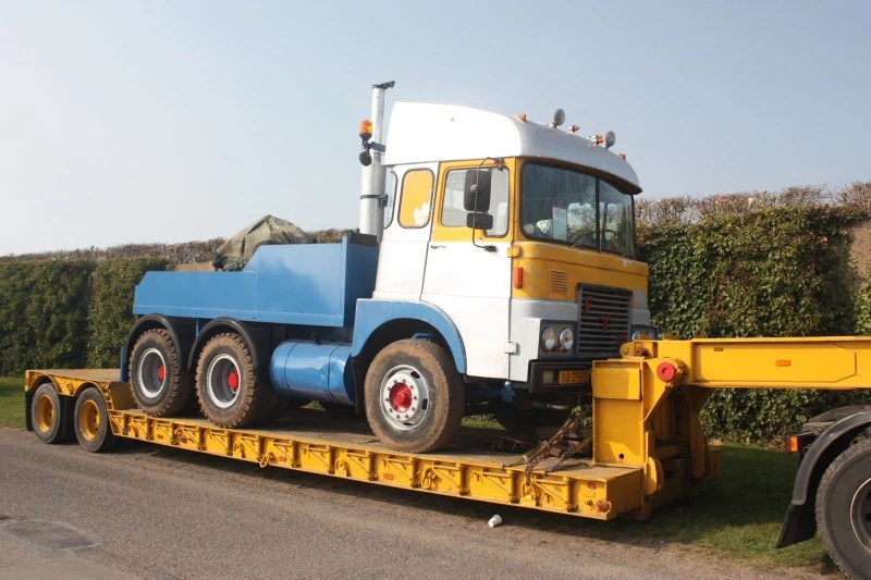 FTF Trucks - Tractor & Construction Plant Wiki - The classic vehicle and machinery wiki