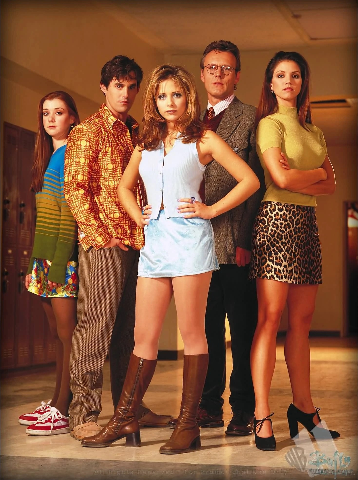 Buffy Summers and friends