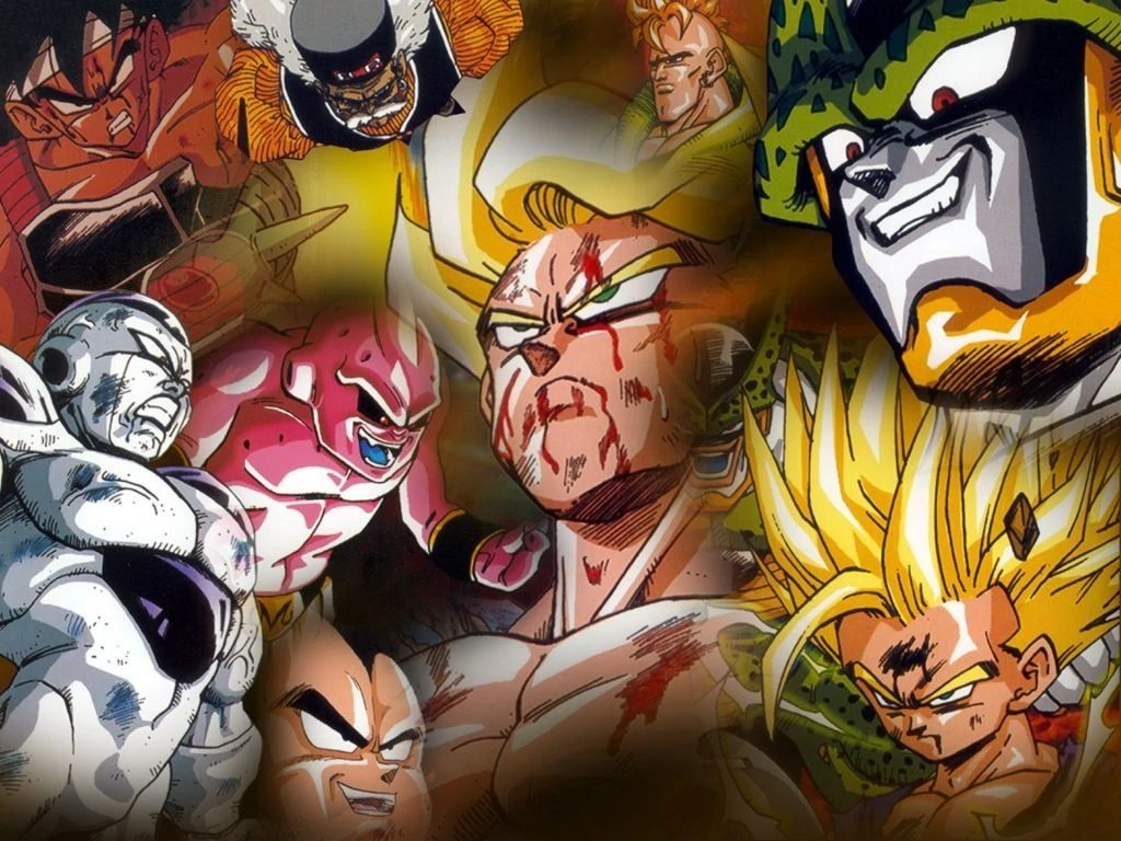 Dragon Ball Z  Dragon Ball Wiki