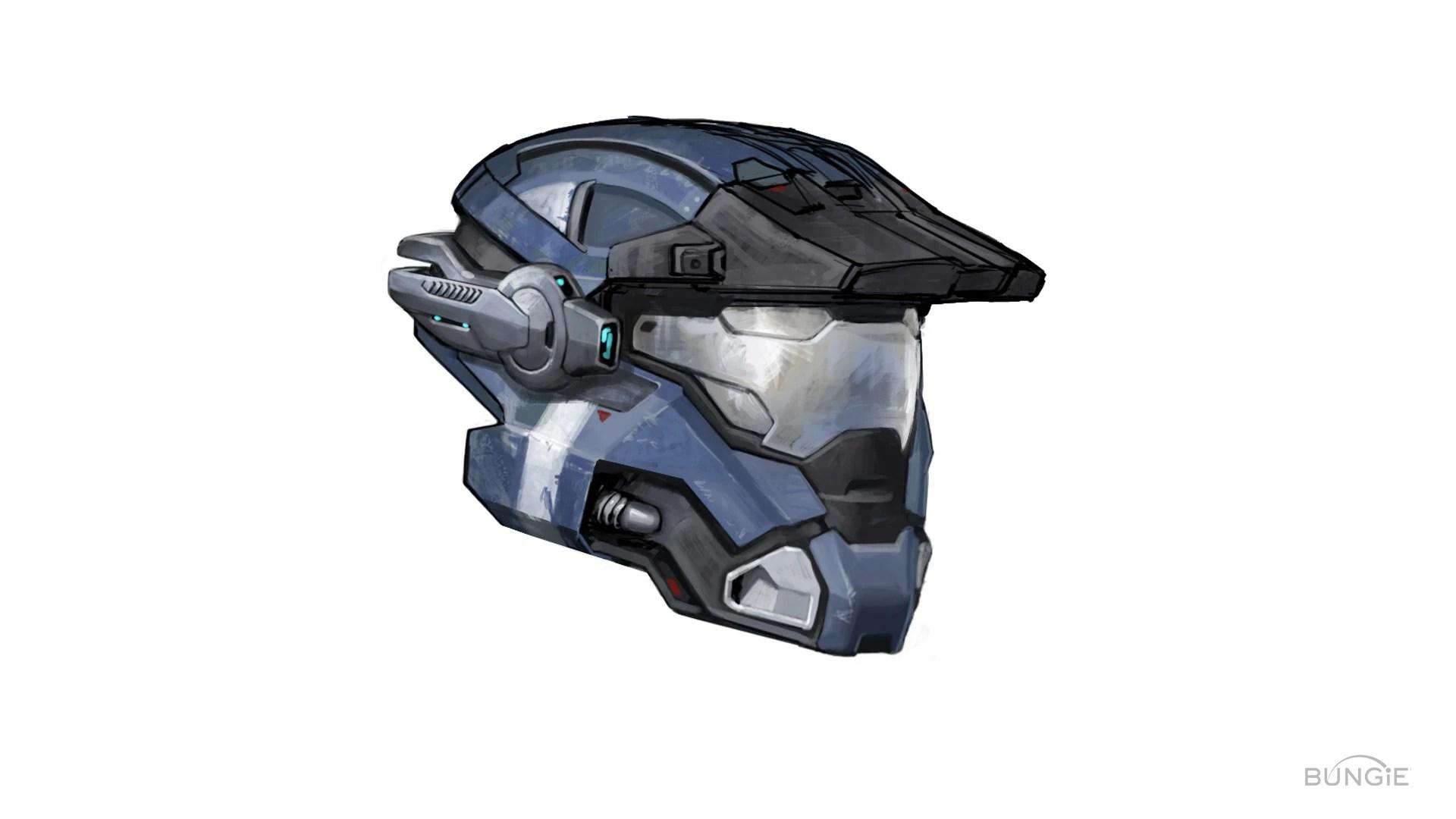 Halo Reach Carter Commando