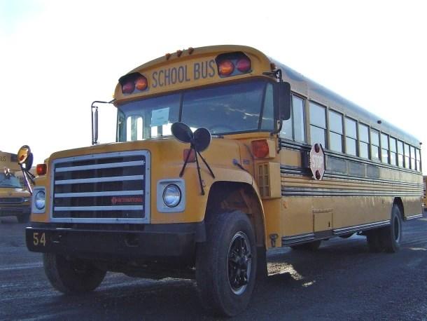 1979 1980 International Harverster Schoolmaster S Series