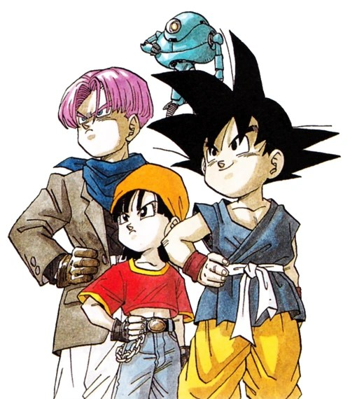 Dragon Ball Gt  Dragon Ball Wiki  Wikia