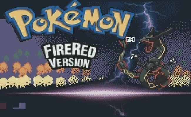 Image Pokemon Hacked Version Title Screen Png Pokemon