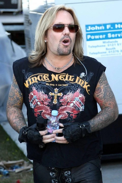 Vince Neil  The Music Wiki  Your Subculture Soundtrack