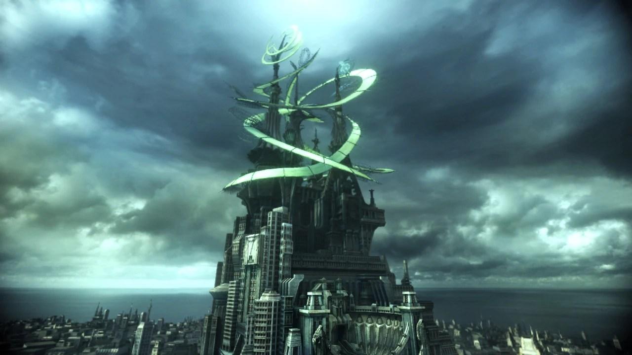 Lightning Returns Wallpaper Hd Valhalla Fabula Nova Crystallis The Final Fantasy Wiki