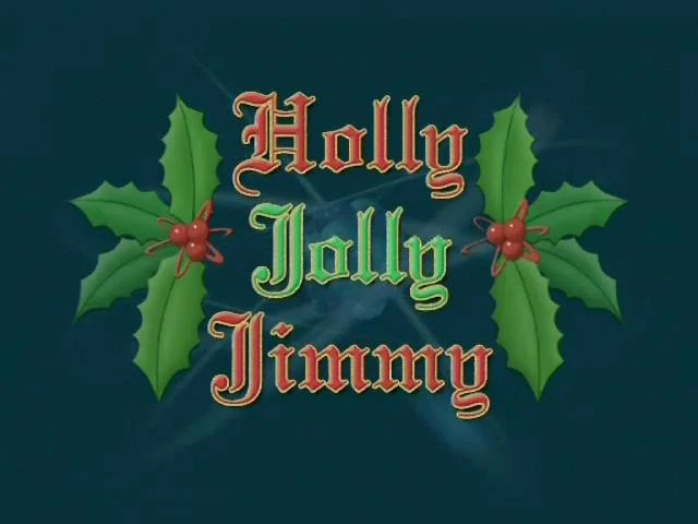 Holly Jolly Jimmy Jimmy Neutron Wiki
