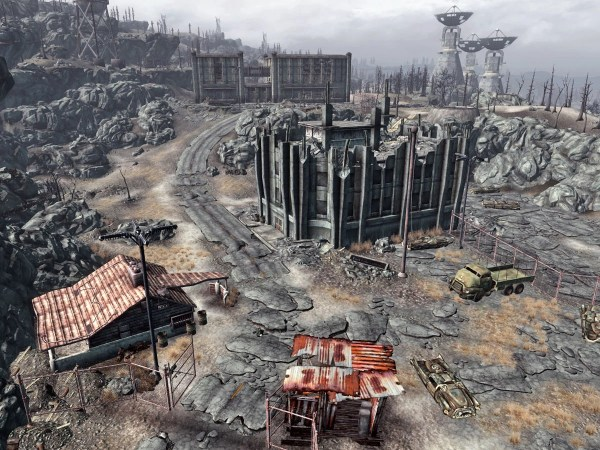 Castle Fort Location Fallout 4 - Year of Clean Water