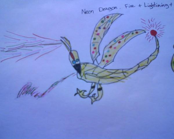 Neon Dragon Dragonvale Wiki