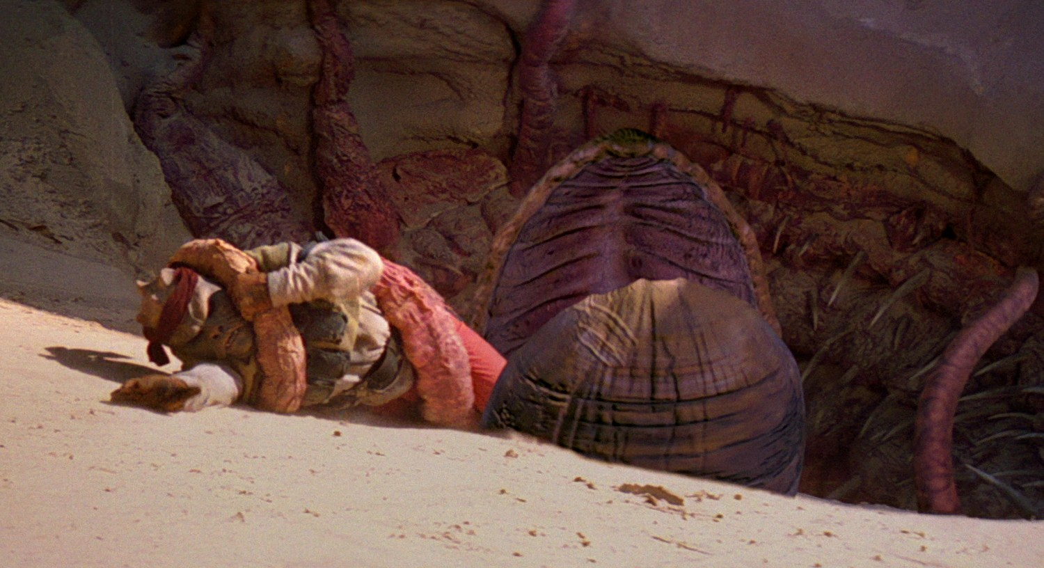 The Sarlacc's Sweet Embrace Takes In Yet Another of Jabba's Contract Authors