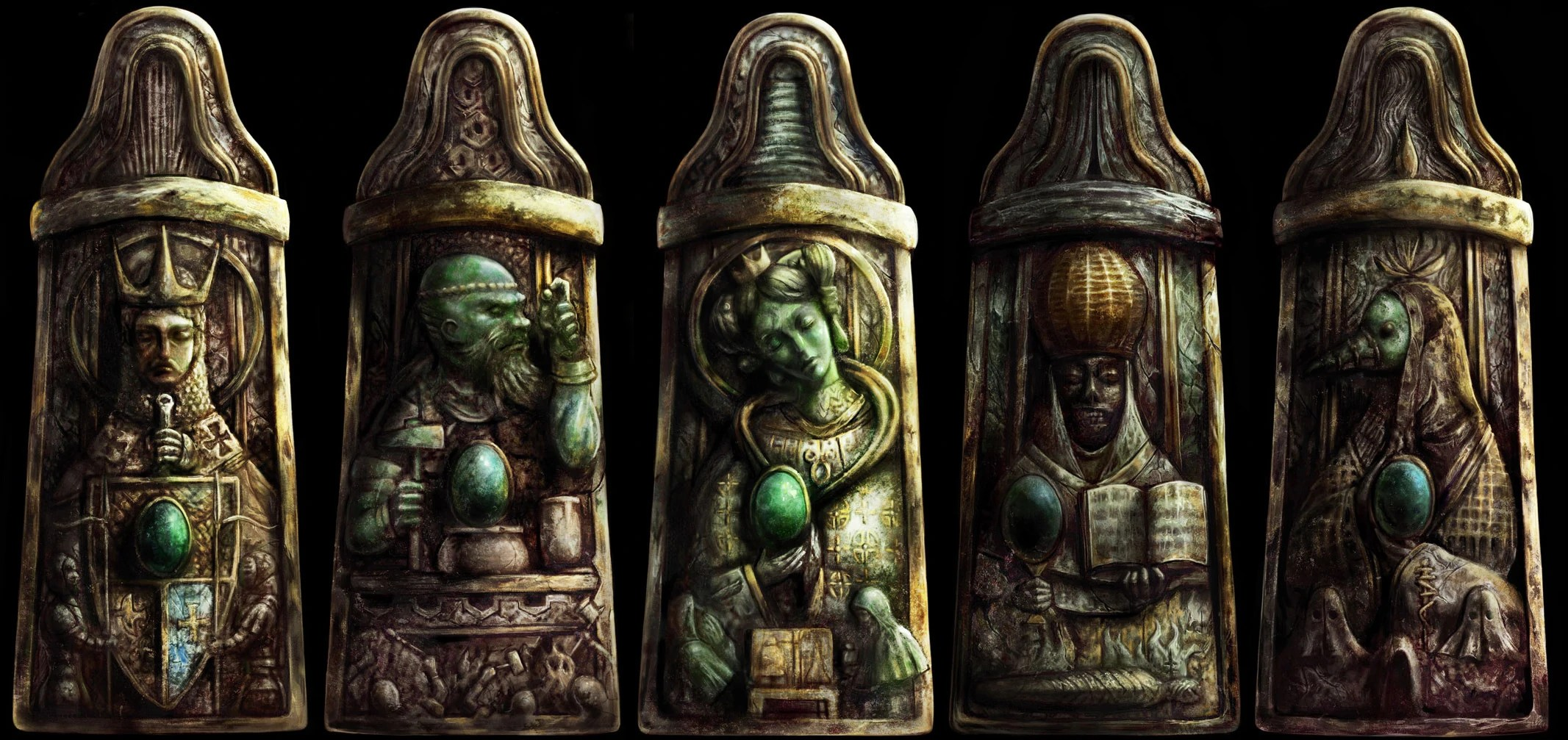 Demons Souls Maiden Astraea