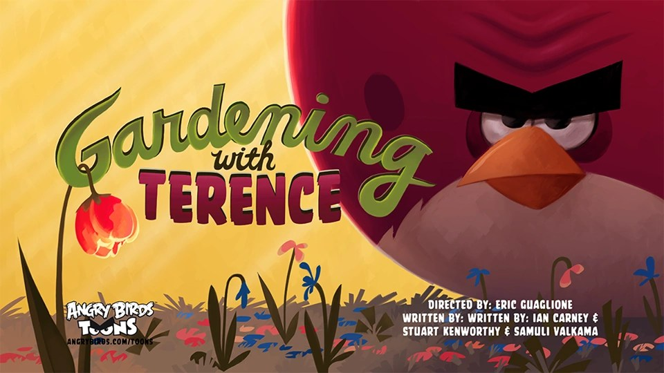Gardening With Terence Angry Birds Wiki