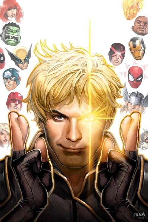 Longshot Mojoverse Marvel Database Wikia
