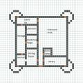 Castle blueprint minecraft constuctions wiki