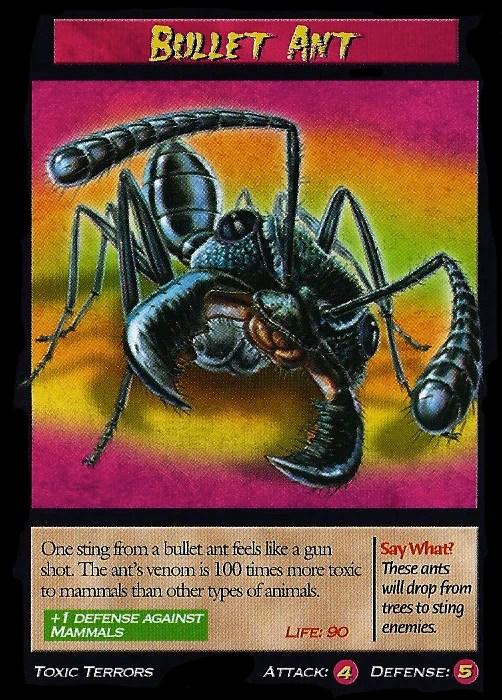 Bullet Ant  Wierd Nwild Creatures Wiki