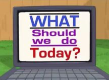 Image - What should we do today?.jpg - Phineas and Ferb ...