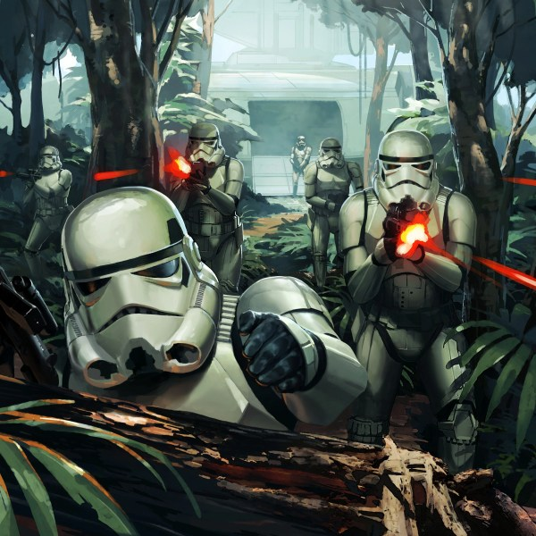 deviantART Star Wars Troopers