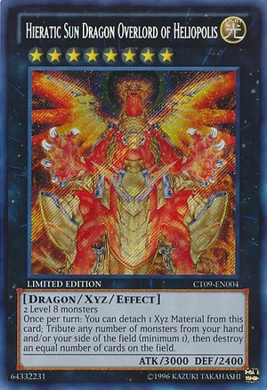 Yu-Gi-Oh: My New Deck – Hieratic Dragons! | Andi's Games Realm