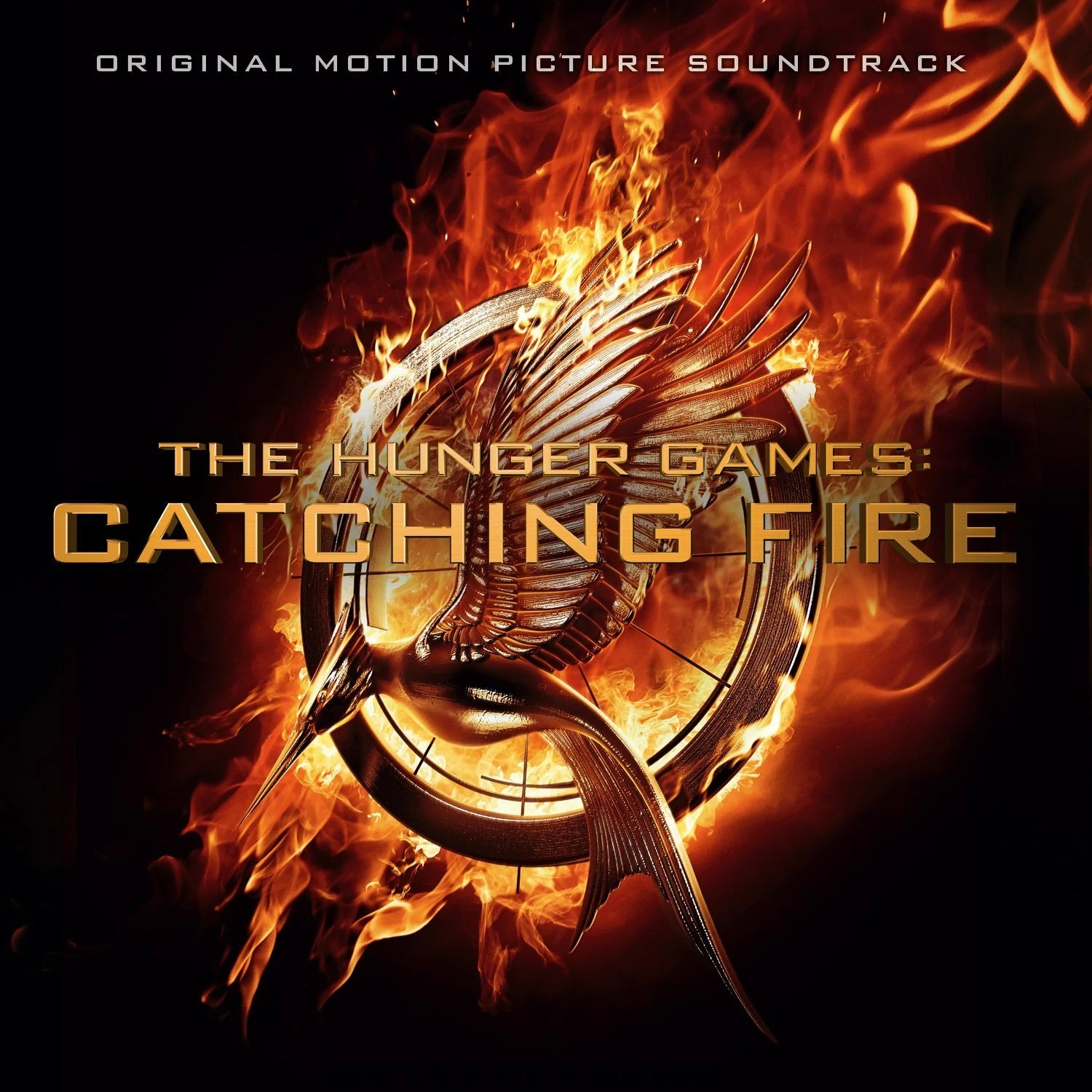 The Hunger Games Catching Fire Soundtrack  The Hunger Games Wiki