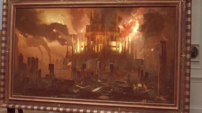 Gallifrey Falls No More Wallpaper Gallifrey Falls No More Tardis Data Core The Doctor Who