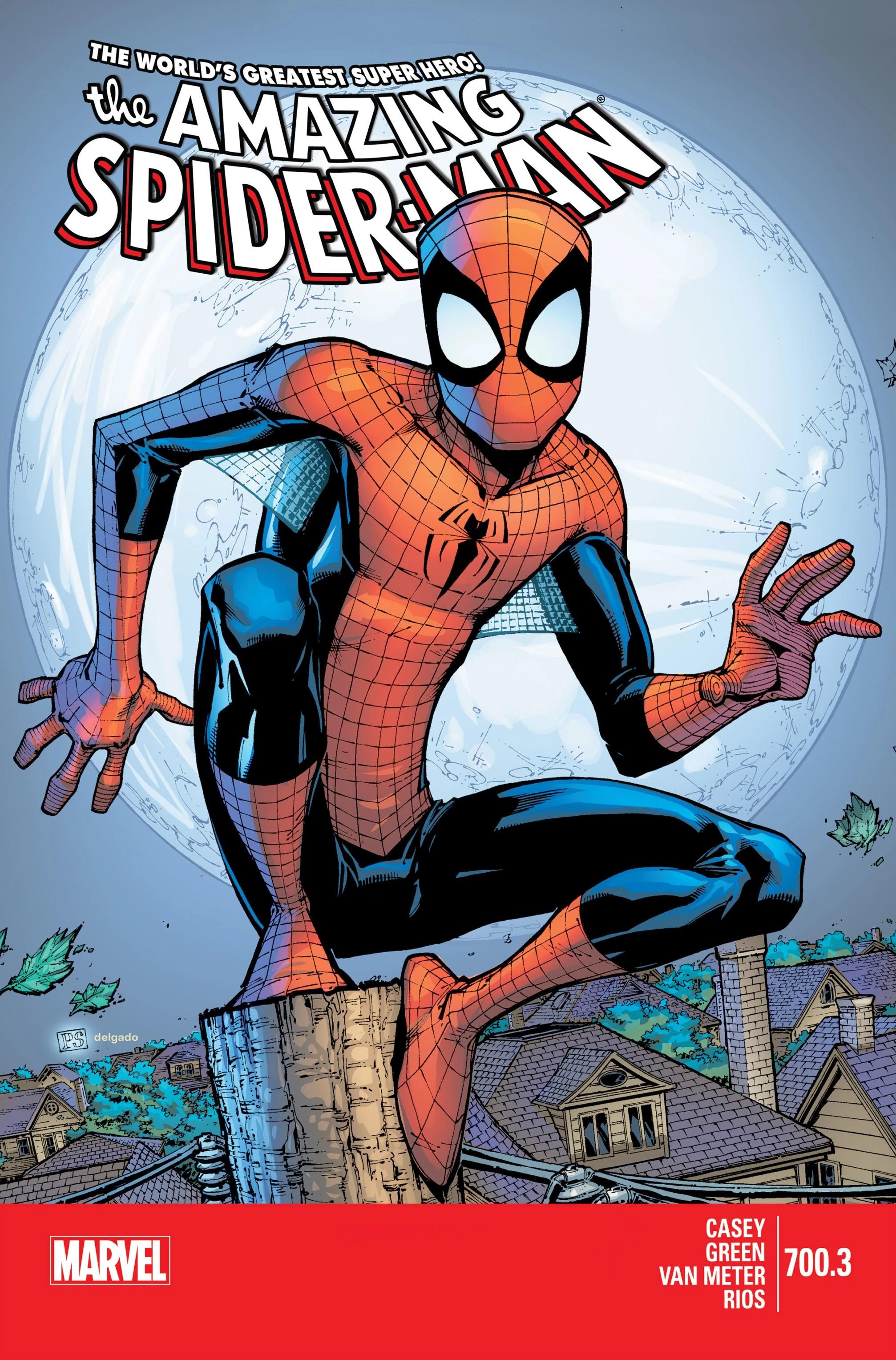 Amazing Spider Man Vol 1 700 3