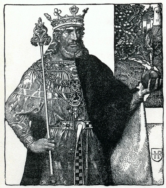 King Arthur Mythology