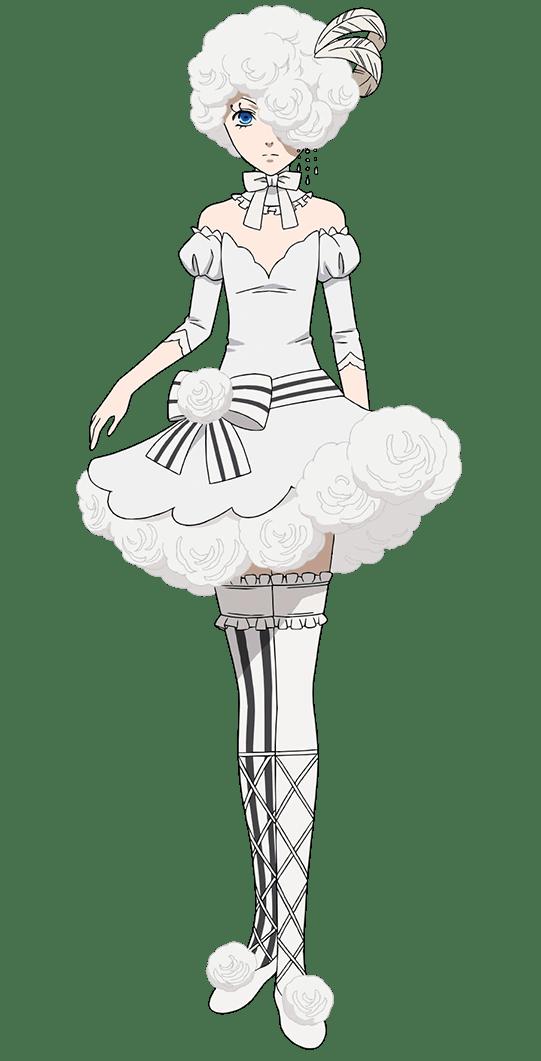Doll [Kuroshitsuji: Book of Circus] Minecraft Skin