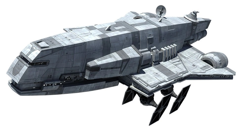 Star Wars Old Republic Ships