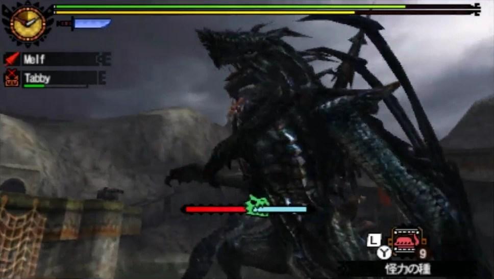 Image  MH4UGogmazios Screenshot 007png  The Monster