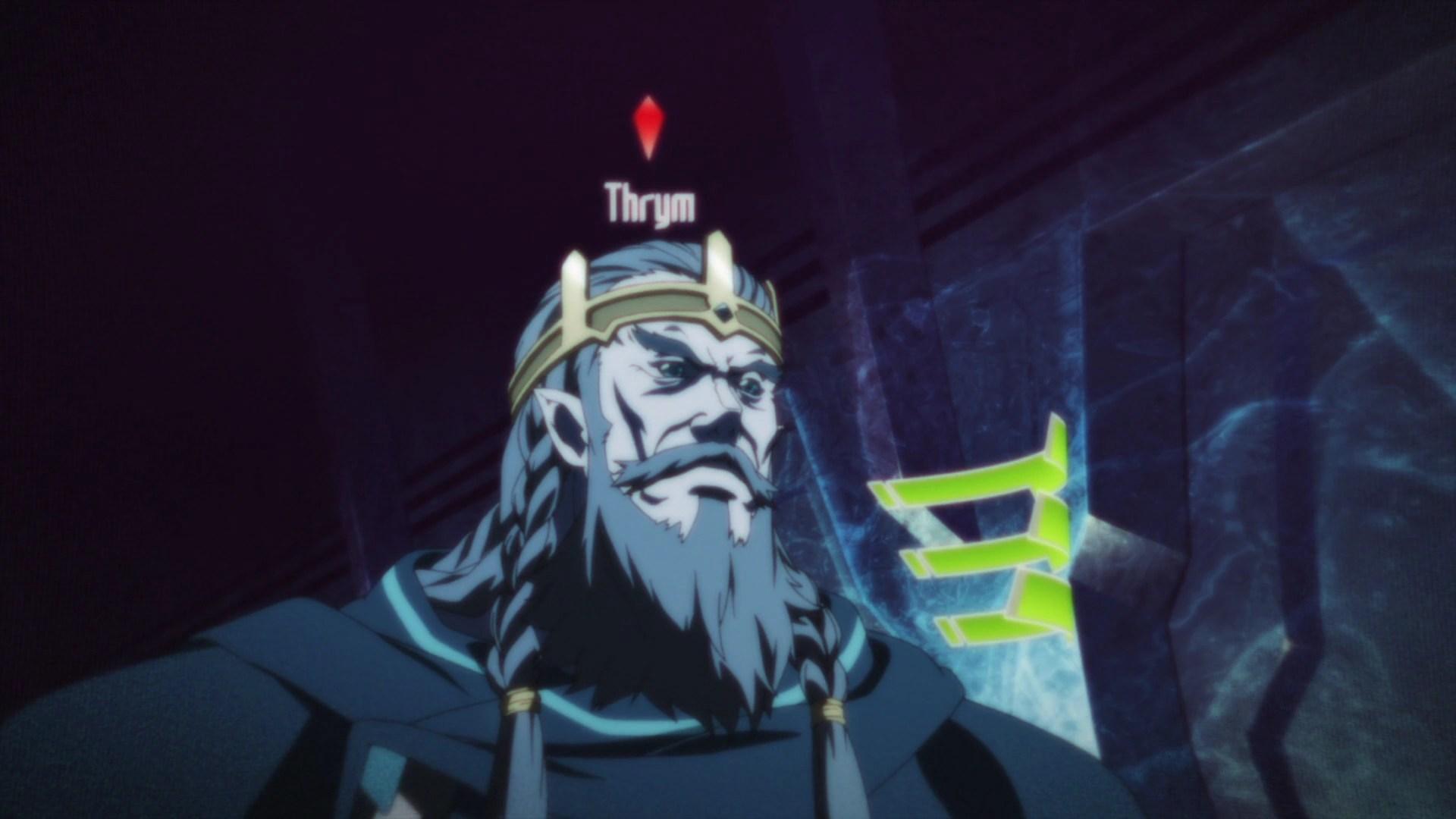 Thrym Sword Art Online Wiki