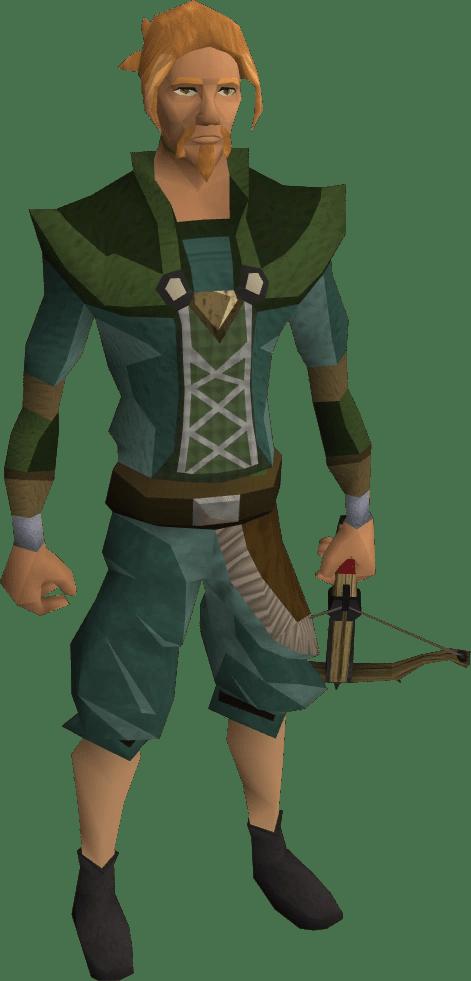 Runescape Rune Armor Variants