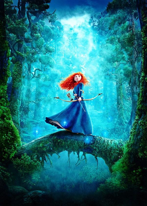 Disney Pixar Brave Characters