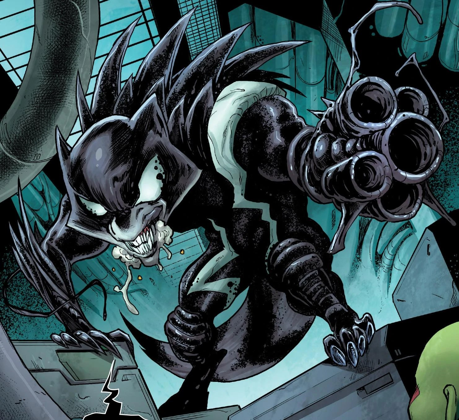 Venom Marvel  Villains Wiki  villains bad guys comic books anime