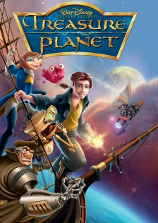 Treasure Planet by Disney