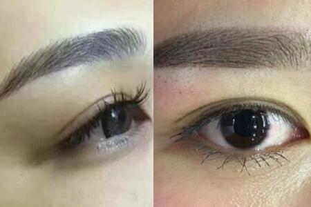 【圖】洗眉毛后多久能恢復 正確護理是關鍵_眉毛_伊秀美容網 yxlady.com