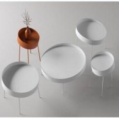 Circle Kitchen Table Corner Hutch 创意厨房桌子 价格 创意厨房桌子报价行情 多少钱 京东 金属创意圆形客厅茶几厨房吃饭桌茶室泡茶桌子室内茶几边