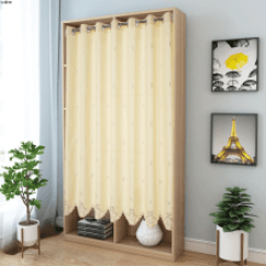 French Lace Kitchen Curtains Cabinets Sizes 田园蕾丝窗帘 新款 田园蕾丝窗帘2019年新款 京东 韩式清新窗帘咖啡帘短帘纱帘半帘蕾丝田园飘窗帘