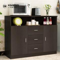 Movable Cabinets Kitchen Affordable Islands 可移动橱柜 新款 可移动橱柜2019年新款 京东 简约现代餐边柜家用碗柜小厨房放碗柜子多用途橱柜