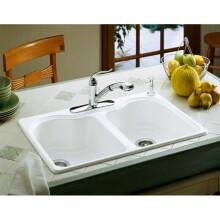 single bowl cast iron kitchen sink wall tiles for 白色厨房水槽 新款 白色厨房水槽2019年新款 京东 纳丽雅水槽铸铁水槽单品台上台下瓷水槽厨房新款