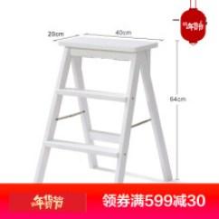 Chairs Kitchen Rug Runners 厨房椅子 新款 厨房椅子2019年新款 京东 餐凳家用折叠凳便携式梯子简约椅子厨房小凳子实木高板凳梯