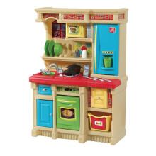 american plastic toys custom kitchen maytag ranges step2厨房 价格 step2厨房报价行情 多少钱 京东 step2晋阶美国进口定制厨房儿童过家家厨房玩具男孩女孩仿真