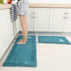 Navy Blue Kitchen Rugs Solid Surface Sinks 纯棉条地毯 品牌 纯棉条地毯牌子 图片大全 京东 顺丰快递 全棉厨房垫子地垫防滑可手洗长条脚