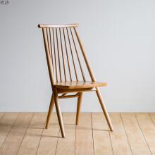 oak kitchen chairs commercial lighting 厨房餐椅 型号 厨房餐椅型号 规格 京东 北欧实木餐椅现代简约小户型厨房白橡木原木日式长橡
