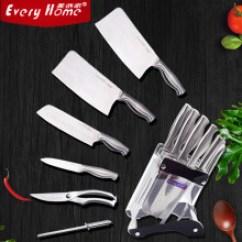 Knives Kitchen Marietta Remodeling 刀厨房 图片 刀厨房图片大全 精选图片 京东 美依家 Everyhome 全不锈钢刀具套装厨房套刀切片刀砍