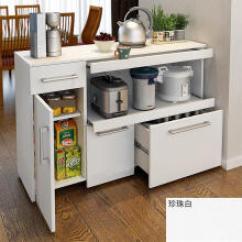 Craftsman Style Kitchen Cabinets Hutch Cabinet 风格橱柜 新款 风格橱柜2019年新款 京东 橱柜定做茶水橱柜餐边碗柜储物柜备餐厨房餐厅定制