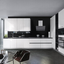 portable kitchen cabinet home depot financing remodel 厨柜面板 新款 厨柜面板2019年新款 京东 溪岸现代简约镜面板橱柜定做整体开放式橱柜定制厨房厨柜