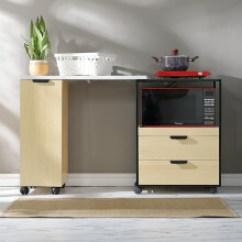 Movable Cabinets Kitchen Gold Faucet 可移动橱柜 图片 可移动橱柜图片大全 精选图片 京东 餐边柜酒柜餐厅简易厨房微波炉橱柜碗柜茶水边柜桌