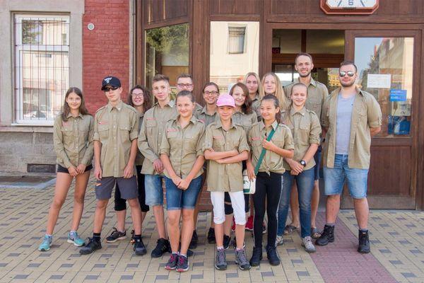 Participation Island 2018 – Mezinárodní tábor ve Finsku